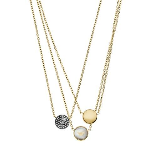 Emporio-Armani Emporio Armani Women&Apos;S Necklace Egs2351710 Jewelry - EGS..