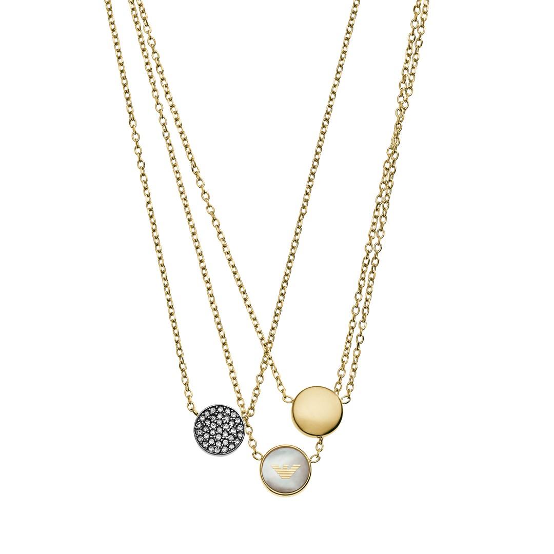 Emporio Armani Emporio Armani Women&Apos;S Necklace Egs2351710 Jewelry - EGS2351710-WSI