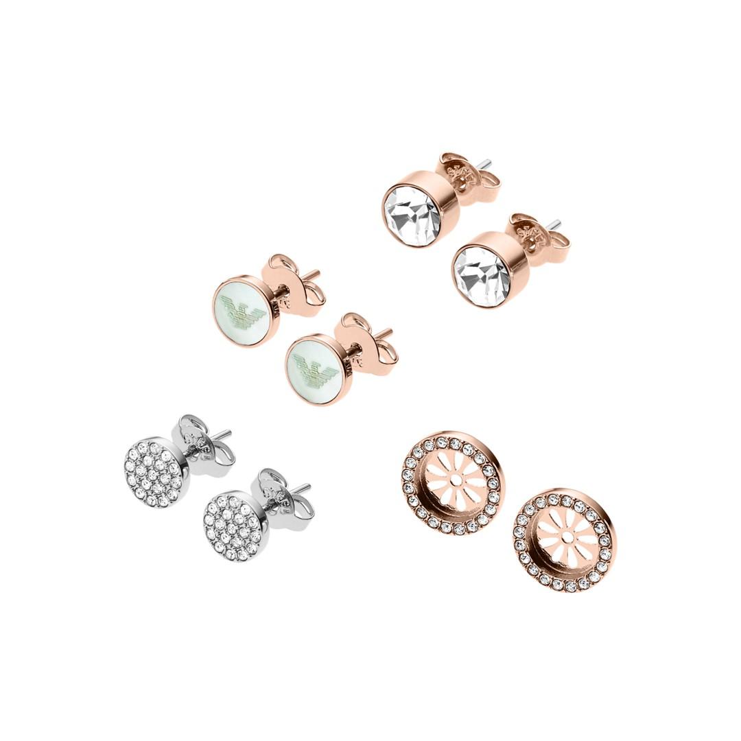 Emporio Armani Emporio Armani Women&Apos;S Earrings Egs2456221 jewelry - EGS2456221-WSI