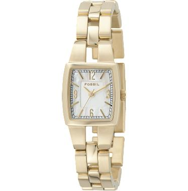 Fossil ES2115 Analog Mother Of Pearl Dial