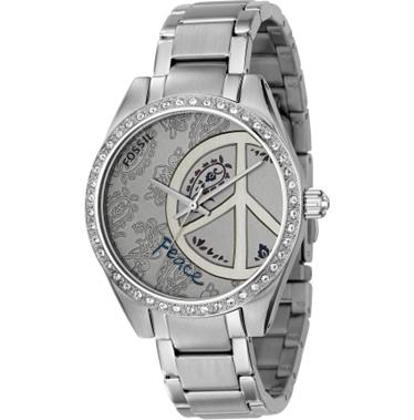 Fossil ES2303 Analog Peace Dial
