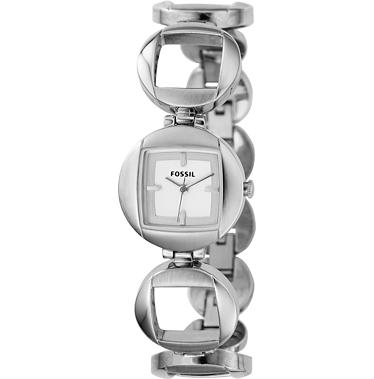 Fossil ES2509 Analog Silver Dial