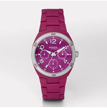 Fossil ES2579 Berkley Purple Multifunction