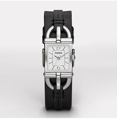 Fossil ES2636, Analog Silver Dial
