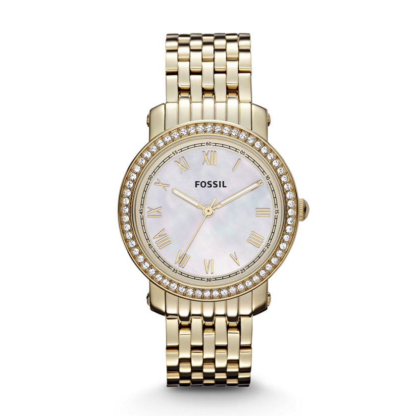 ES3113 - Emma Stainless Steel Watch – Gold-Tone