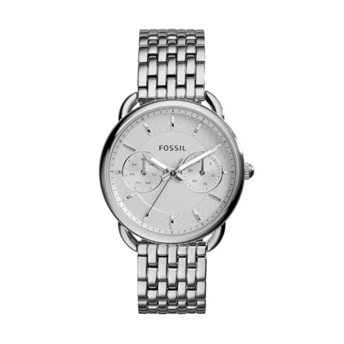 Fossil Tailor Multifunction Stainless Steel Watch ES3712
