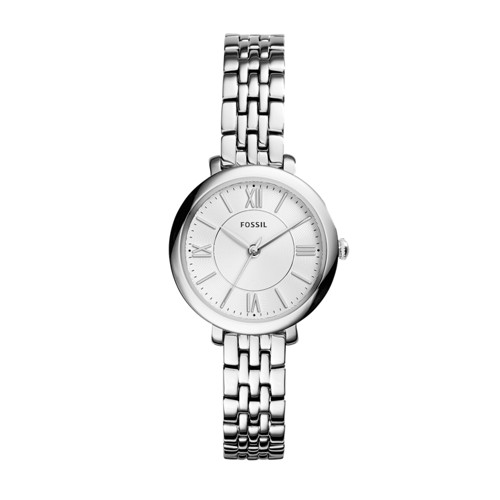 Fossil Jacqueline Mini Stainless Steel Watch ES3797