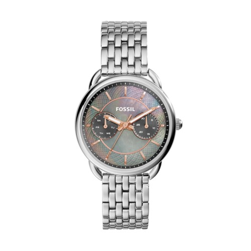 Fossil Tailor Multifunction Stainless Steel Watch ES3911