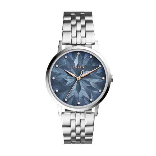 Fossil Vintage Muse Three-Hand Stainless Steel Watch Es4309