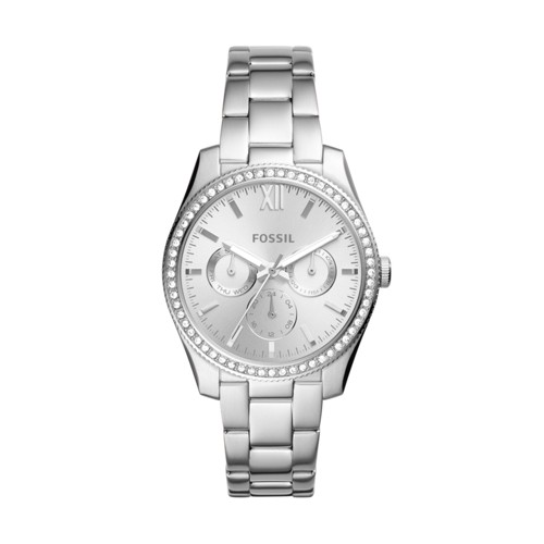 Fossil Scarlette Multifunction Stainless Steel Watch ES4314
