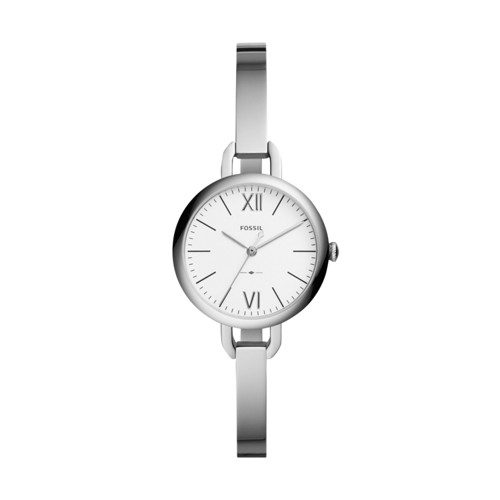 Fossil Annette Three-Hand Stainless Steel Watch ES4390