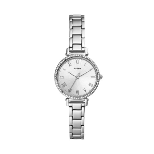 fossil Kinsey Three-Hand Stainless Steel Watch ES4448