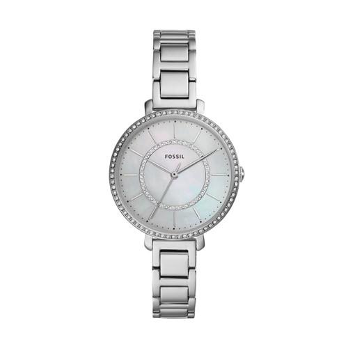 fossil Jocelyn Three-Hand Stainless Steel Watch ES4451
