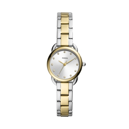 Tailor Mini Three-Hand Two-Tone Stainless Steel Watch ES4498