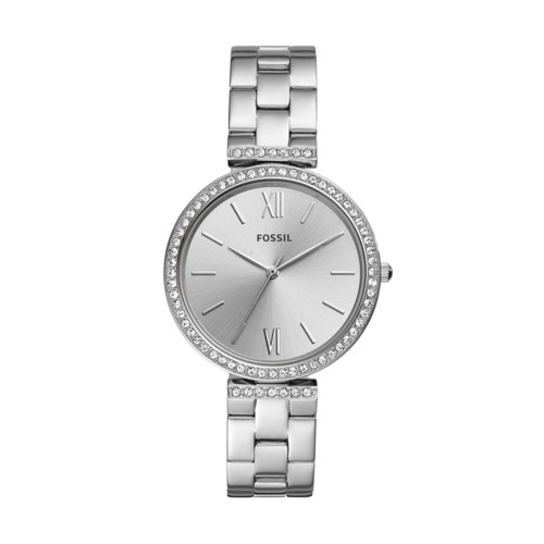 fossil Madeline Three-Hand Stainless Steel Watch ES4539