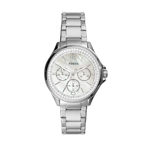 Fossil Sadie Multifunction Stainless Steel Watch  jewelry
