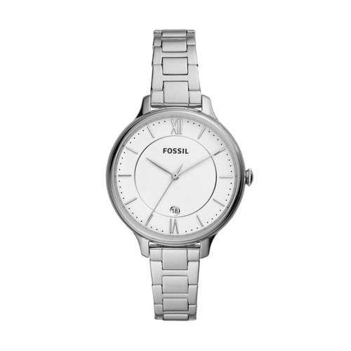 Winnie Three-Hand Stainless Steel Watch ES4875