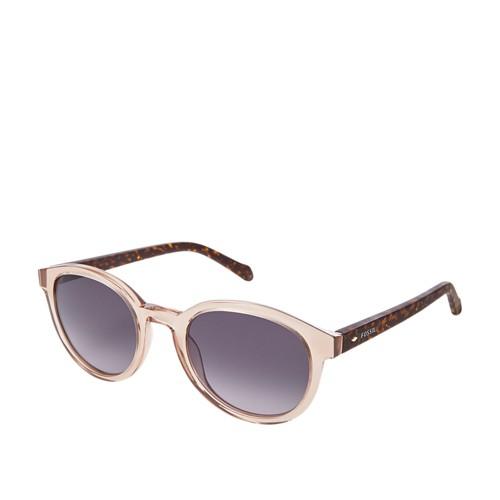 Fossil Ruskin Round Sunglasses FOS2022S02T3