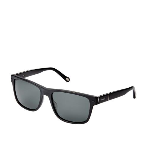 Fossil Terlingua Rectangular Sunglasses FOS2050S0QE8