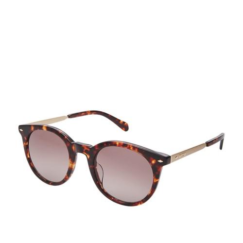 Fossil Bowdoin Round Sunglasses FOS2053S0086