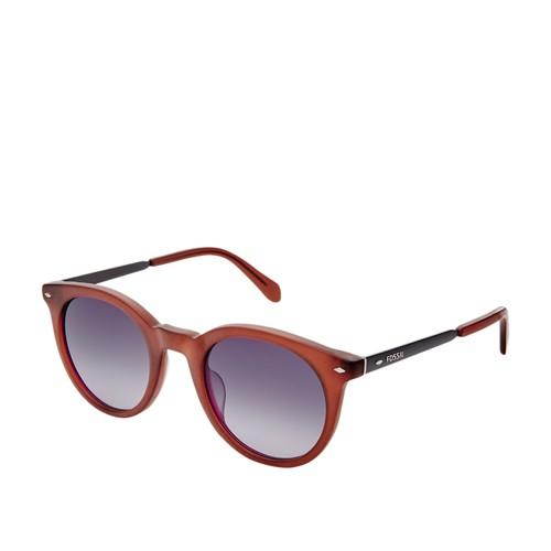 Fossil Bowdoin Round Sunglasses FOS2053S02LF
