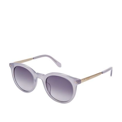 Fossil Bowdoin Round Sunglasses FOS2053S0B3V