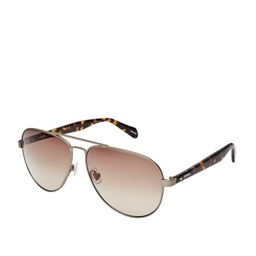 Fossil Ardmore Aviator Sunglasses FOS2061S04IN
