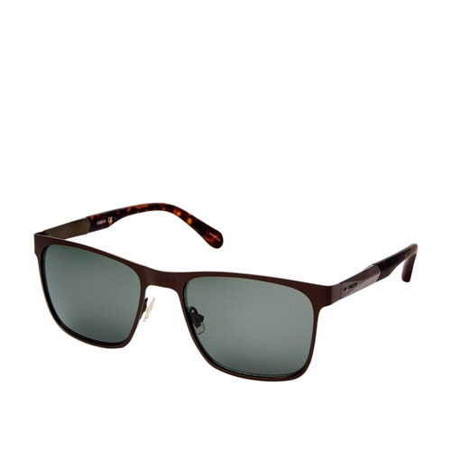 Fossil Terrell Rectangle Sunglasses FOS2067S04IN