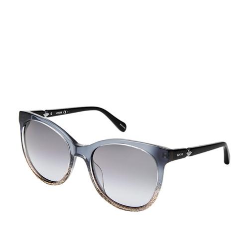 Fossil Blayne Cat Eye Sunglasses FOS2074S009V