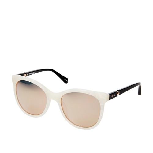 Fossil Blayne Cat Eye Sunglasses FOS2074S02M1