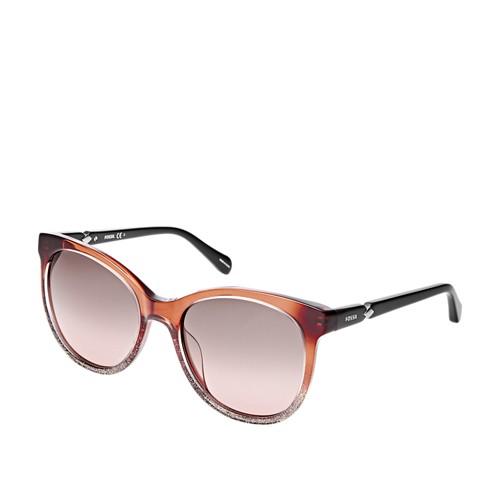 Fossil Blayne Cat Eye Sunglasses FOS2074S07HH