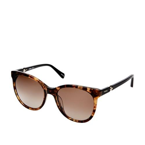 Fossil Blayne Cat Eye Sunglasses FOS2074S0SX7