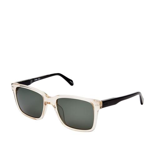 Fossil Adolphus Rectangle Sunglasses FOS2076S02T3