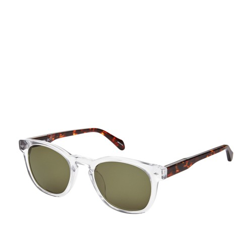 Fossil Scarborough Round Sunglasses FOS2077S0900