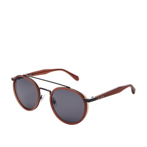 Fossil Calihan Aviator Sunglasses FOS2082S02LF