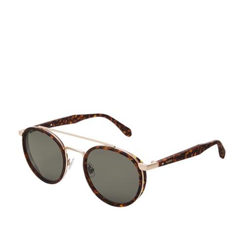 Fossil Calihan Aviator Sunglasses FOS2082S0N9