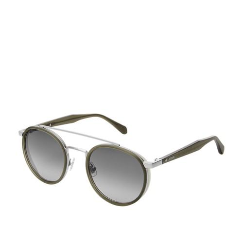 Fossil Calihan Aviator Sunglasses FOS2082S0SIF
