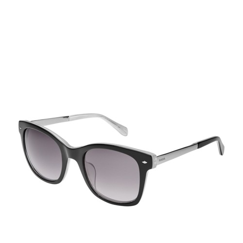 Fossil Lyndhurt Rectangle Sunglasses FOS2086S080S