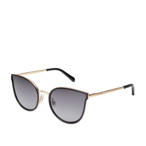 Fossil Binkly Cat Eye Sunglasses FOS2087S02M2
