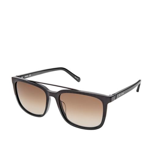 Fossil Vernon Rectangle Sunglasses FOS2090S0807