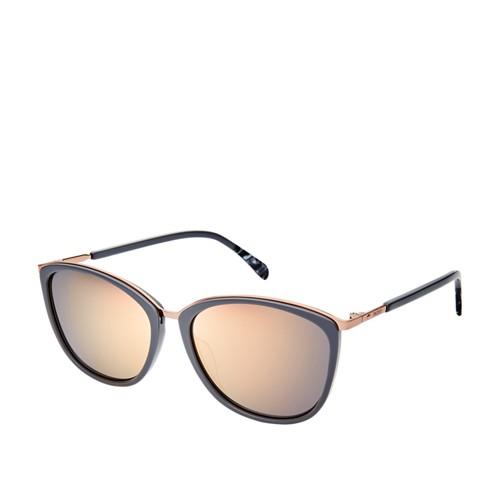 Fossil Arlo Cat Eye Sunglasses FOS2091S0KB7