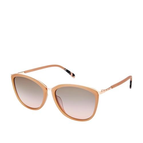 Fossil Arlo Cat Eye Sunglasses FOS2091S0S0F