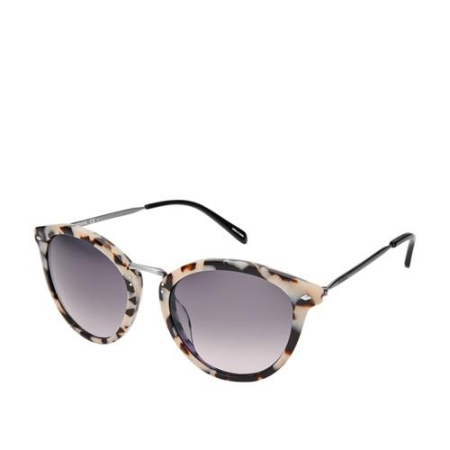 Fossil Elsie Round Sunglasses FOS2092S08FE