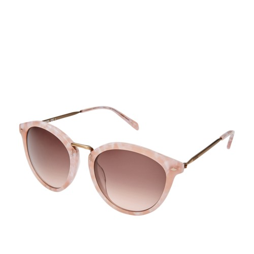 Fossil Elsie Round Sunglasses FOS2092S0O3T