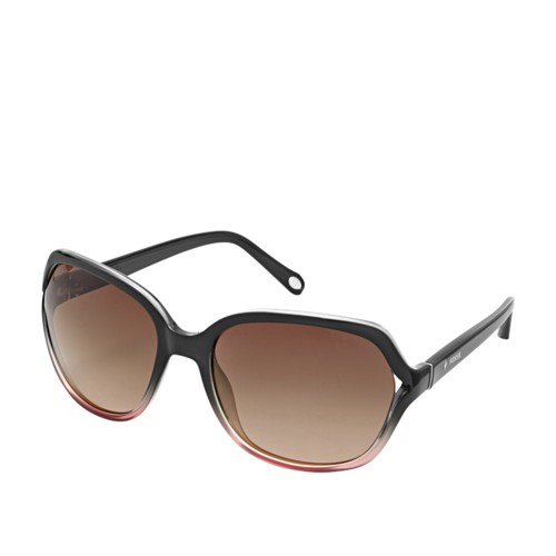 Fossil Jesse Rectangle Sunglasses Fos3020s0ex5