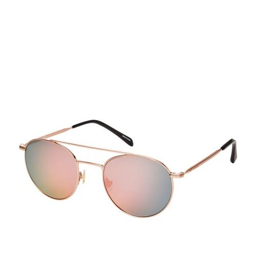 Fossil Laverton Round Sunglasses FOS3069S0AU2