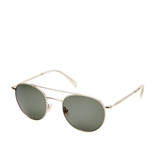 Fossil Laverton Round Sunglasses FOS3069S13YG