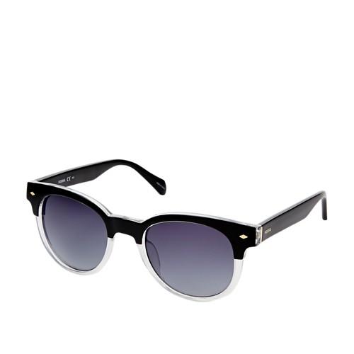 Fossil Hadlow Cat Eye Sunglasses FOS3072S07C5