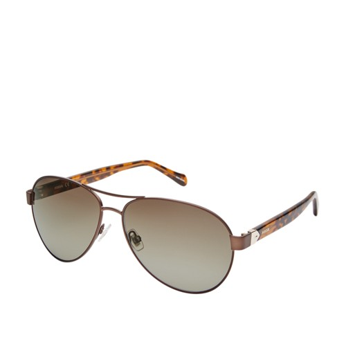 Fossil Beckington Aviator Sunglasses Fos3079s04in