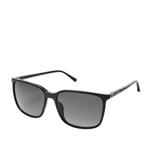 Fossil Lofland Rectangle Sunglasses FOS3081S0807